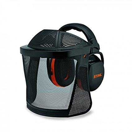 Stihl Genuine Face-Ear Protection with Mesh Visor