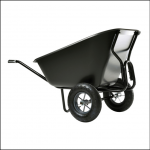 Haemmerlin 300L Colossus Poly Wheelbarrow