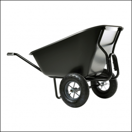Haemmerlin 300L Colossus Poly Wheelbarrow 1