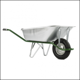 Haemmerlin Expert 150L Farm-Equestrian Wheelbarrow 1