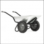 Haemmerlin Twin Original 90L Wheelbarrow 1