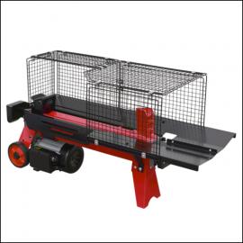 Jack Sealey 5 Tonne Horizontal Log Splitter LS520H 1