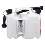 Stihl Geniune Combination Fuel Canister (Transparent)