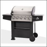 Lifestyle LFS683 Dominica 5+1 Burner Gas BBQ 1