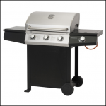 Lifestyle St Vincent 3 Burner Gas BBQ 1