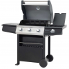 Lifestyle St Vincent 3+1 Gas Barbecue Grill 2