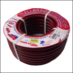 Ellbraid Contractors 30m 1-2 Inch Superhose Red 1