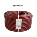 Ellbraid Contractors 75m 1-2 Inch Superhose Red 1