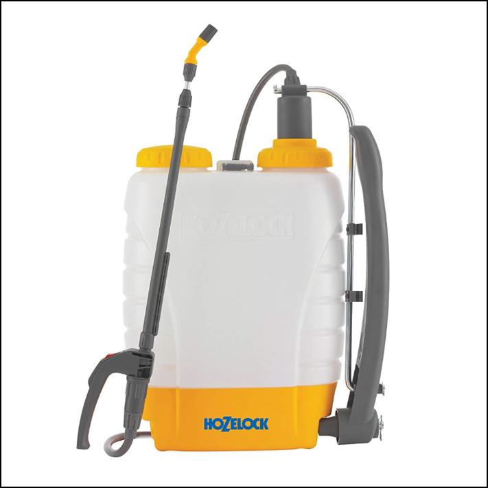 Hozelock 4716 Knapsack Plus 16L Pressure Sprayer 1