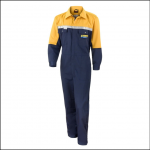 New Holland Adult Poly Cotton Work Overalls 1