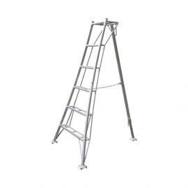 Workware GMF180 6ft Aluminium Tripod Ladder 1