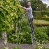 Workware HPM240 8ft Adjustable Legs Tripod Ladder 2