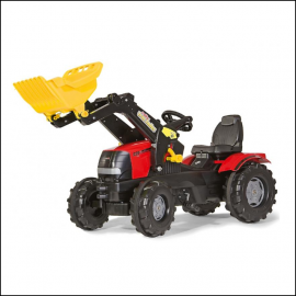 Rolly Case Puma CVX 255 Pedal Tractor with Front Loader