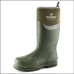 Buckler Buckbootz S5 Safety Wellingtons Green 1