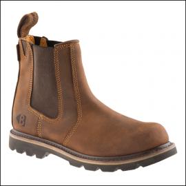 Buckler Buckflex Leather Lined Dealer Boot 1