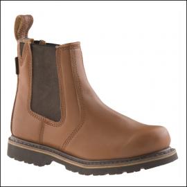 Buckler Buckflex Sundance Tan Dealer Boot 1