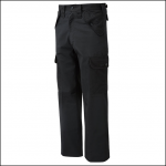 Castle 901 Combat Work Trousers Black