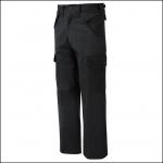 Castle 901 Combat Work Trousers Black