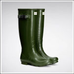Hunter Norris Field Boot Vintage Green 1
