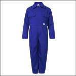 Castle Junior Tearaway Overalls Royal Blue 1