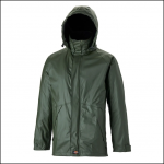 Dickies Raintite Jacket Green 1