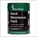 Bird Brand Black Bituminous Paint 1