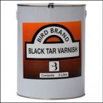 Bird Brand New Formula Black Tar Varnish