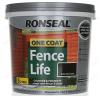 Ronseal One Coat Fence Life 5 Litre Tudor Black