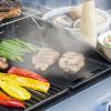 Sahara 3 Burner Oak Gas Barbecue 2021 11