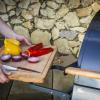 Sahara 3 Burner Oak Gas Barbecue 2021 8