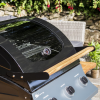 Sahara 3 Burner Oak Gas Barbecue 2021 3