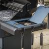 Sahara X450 4 Burner Cabinet Gas BBQ Smoky Teal 2021 5