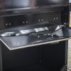 Sahara X450 4 Burner Cabinet Gas BBQ Smoky Teal 2021 10