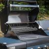 Sahara X450 4 Burner Cabinet Gas BBQ Smoky Teal 2021 3