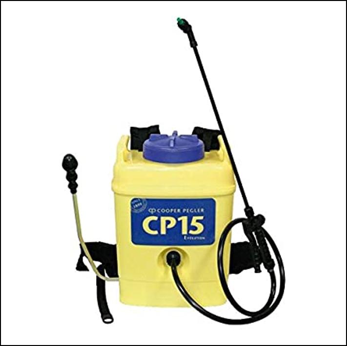 Cooper Pegler CP15 Evolution Confort Knapsack Sprayer 1