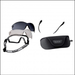 Bollé Cobra Safety Glasses & Goggle Kit