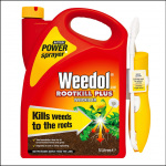 Weedol Rootkil Plus Power Sprayer Weedkiller 5L