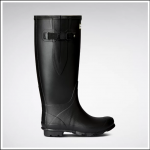 Hunter Norris Adjustable Field Boot Black 1