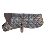 Barbour Classic Tartan Dog Coat 1