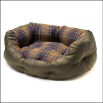 Barbour Quilted Dog Bed 1
