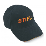 Stihl Black Golf Cap