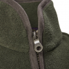 Musto Glemsford Polatec Fleece Gilet Dark Moss 4