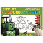 Tractor Ted Colouring Book 1