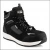 Buckler Baz Largo Bay Black Safety Lace Boot 1