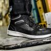 Buckler Baz Largo Bay Black Safety Lace Boot 3