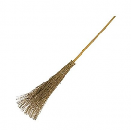 Bentley Traditional Bamboo Besom Broom 1