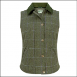 Hoggs of Fife Ladies Albany Tweed Waistcoat 1