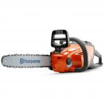 Husqvarna 120i battery chainsaw bundle