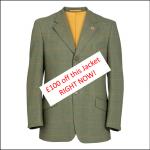 Alan Paine Combrook Men's Lovat Tweed Blazer Right Now Offer