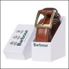 Barbour Men's Belt Gift Box Dark Brown 2Barbour Men's Belt Gift Box Dark Brown 2
